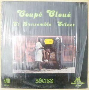 COUPE CLOUE ET L'ENSEMBLE SELECT - Sociss - LP