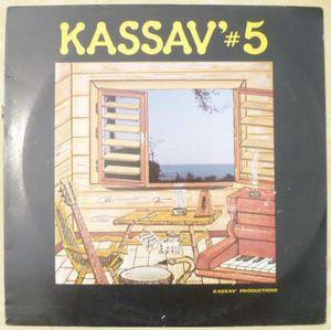 KASSAV' - #5 - 33T Gatefold