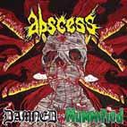 ABSCESS - Damned & Mummified - CD