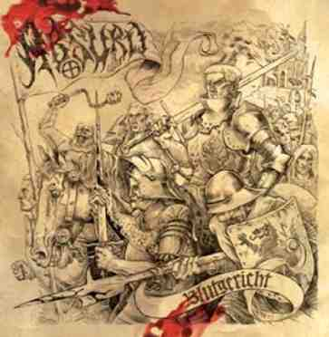 ABSURD - Blutgericht - CD