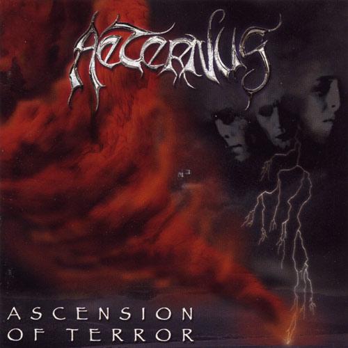 AETERNUS - Ascension of Terror - CD
