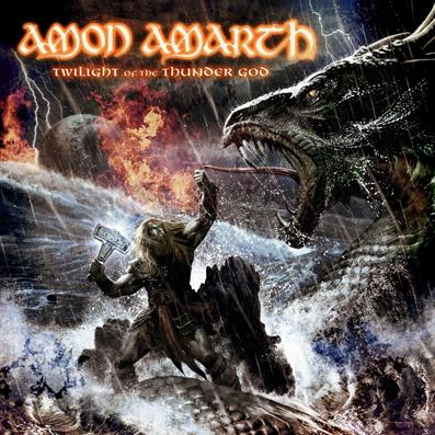 AMON AMARTH - Twilight Of The Thunder God - Double LP Gatefold