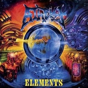 ATHEIST - Elements - 33T
