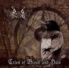 BERSERK - Cries Of Blood And Hate - CD