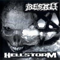 BESATT - Hellstorm - CD