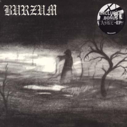BURZUM - Burzum + Aske - LP 180-220 gr x 2