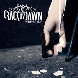 CRACK OV DAWN - White Line - CD