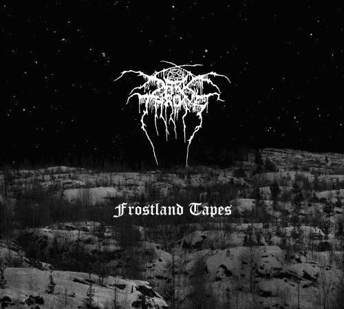DARKTHRONE - Frostland Tapes - CD x 2