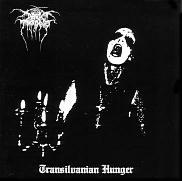 DARKTHRONE - Transilvanian Hunger - CD + bonus