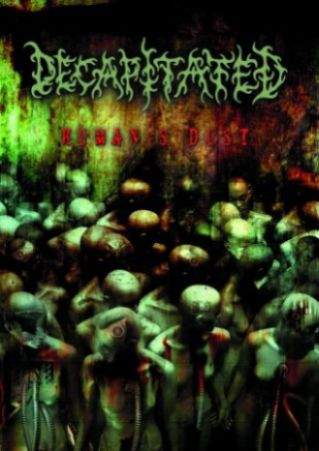 DECAPITATED - Human's Dust - DVD