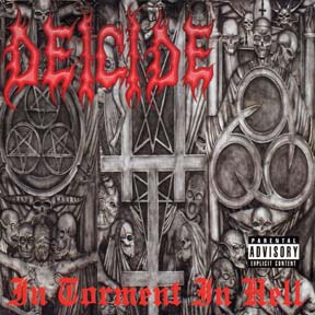 DEICIDE - In Torment In Hell - CD