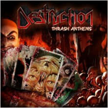 DESTRUCTION - Thrash Anthems - CD + bonus