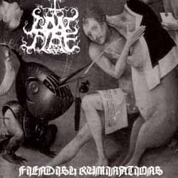 GOATFIRE - Fiendish Ruminations - CD