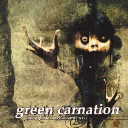 GREEN CARNATION - The Quiet Offspring - CD