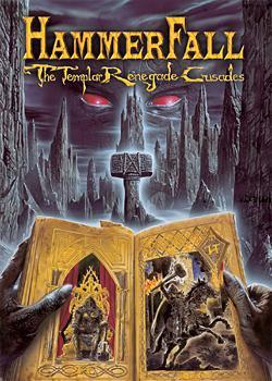 HAMMERFALL - The templars of heavy metal...(PAL) - VHS