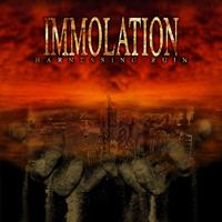 IMMOLATION - Harnessing Ruin - LP