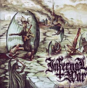 INFERNAL WAR - Terrorfront - CD