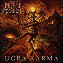 IMPALED NAZARENE - Ugra Karma - CD + bonus