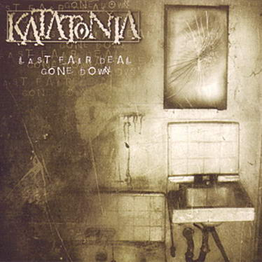 KATATONIA - Last Fair Deal Gone Down - Double 33T Gatefold