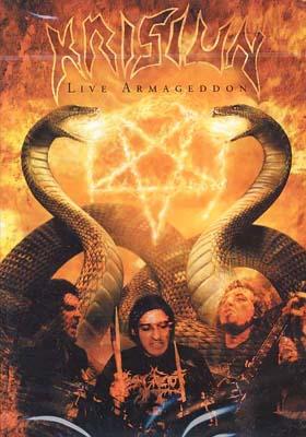 KRISIUN - Live Armageddon - DVD