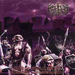 MARDUK - Heaven Shall Burn...When we are Gathered - CD
