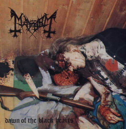 MAYHEM - The Dawn Of The Black Hearts - CD + bonus