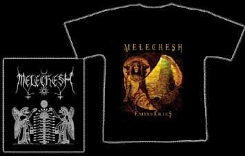 MELECHESH - Emissaries. XL Size - Sweat Shirt