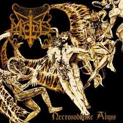 MORD - Necrosodomic Abyss - CD