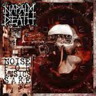 NAPALM DEATH - Noise For Music Sake - CD x 2