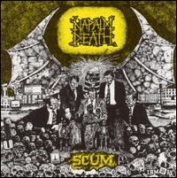 NAPALM DEATH - Scum - CD + bonus