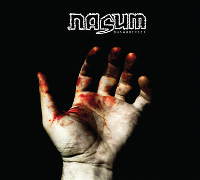 NASUM - Doombringer - CD
