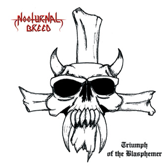 NOCTURNAL BREED - Triumph Of The Blasphemer - MCD