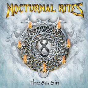 NOCTURNAL RITES - The 8th Sin - CD x 2