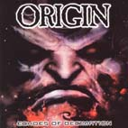 ORIGIN - Echoes Of Decimation - CD