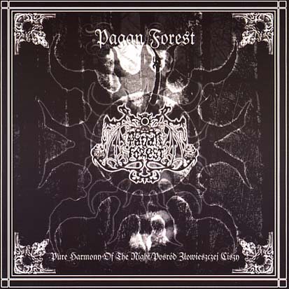 PAGAN FOREST - Pure Harmony Of The Night - CD
