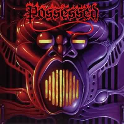 POSSESSED - Beyond The Gates + The Eyes Of Horror - Double 33T Gatefold