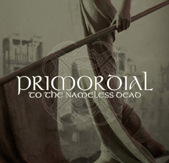 PRIMORDIAL - To The Nameless Dead - CD