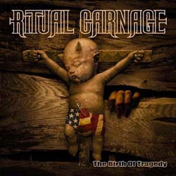 RITUAL CARNAGE - The Birth Of Tragedy - LP