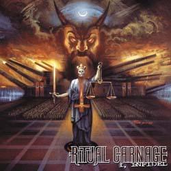 RITUAL CARNAGE - I' Infidel - CD