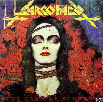 SARCOFAGO - The Laws Of Scourge - CD