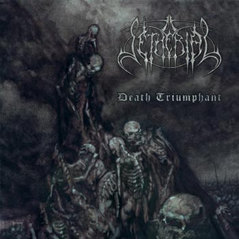 SETHERIAL - Death Triumphant - CD