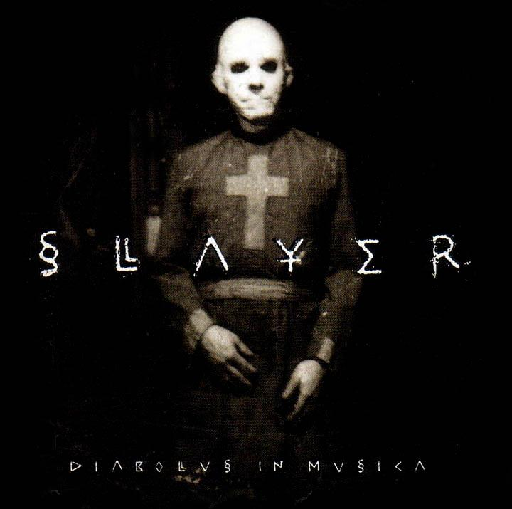 SLAYER - Diabolus In Musica - CD