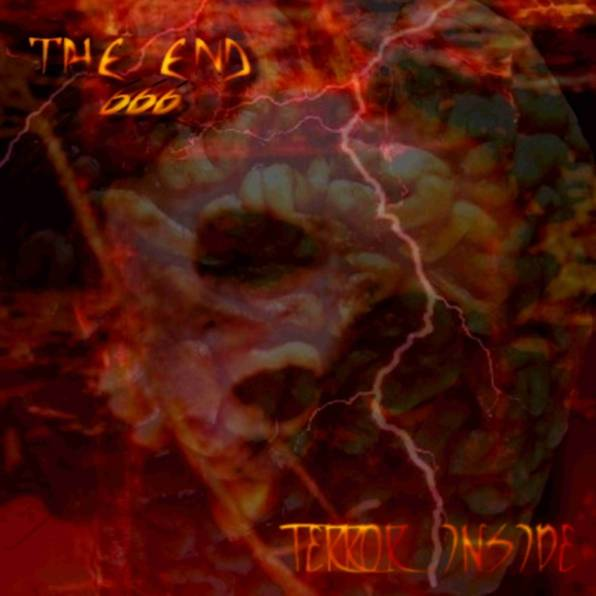 THE END 666 - Terror Inside - CD