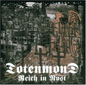 TOTENMOND - Reich In Rost - CD