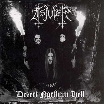 TSJUDER - Desert Northern Hell - CD