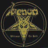 VENOM - Welcome To Hell - LP 180-220 gr x 2