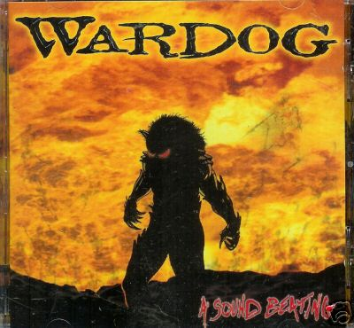 WARDOG - A sound beating - CD
