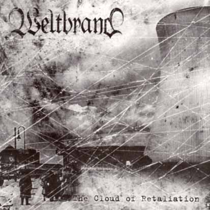 WELTBRAND - The Cloud Of Retaliation. Digibook CD - CD