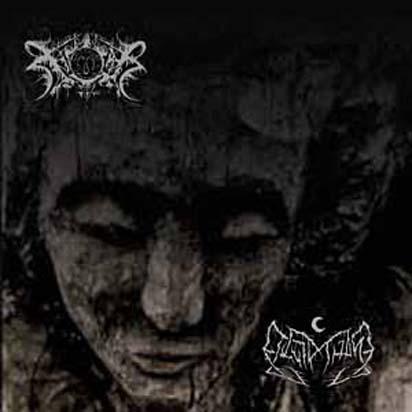 XASTHUR / LEVIATHAN - Split CD - CD + bonus