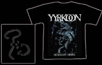 YYRKOON - Unhealthy Opera Shirt XL - T-shirt
